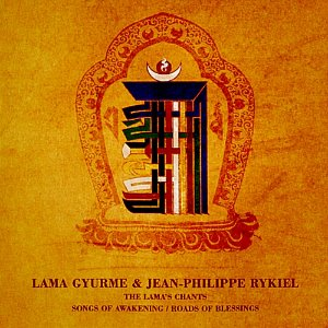 [중고] Lama Gyurme & Jean-Philippe Rykiel / The Lama's Chants: Songs Of Awakening/Roads Of Blessings (2CD/Digipack)